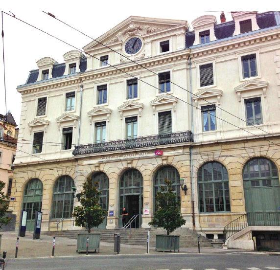 Gare St Paul-Lyon